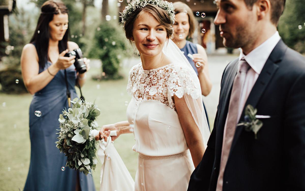 UNN & VIDAR // bryllup på Storfjord Hotel