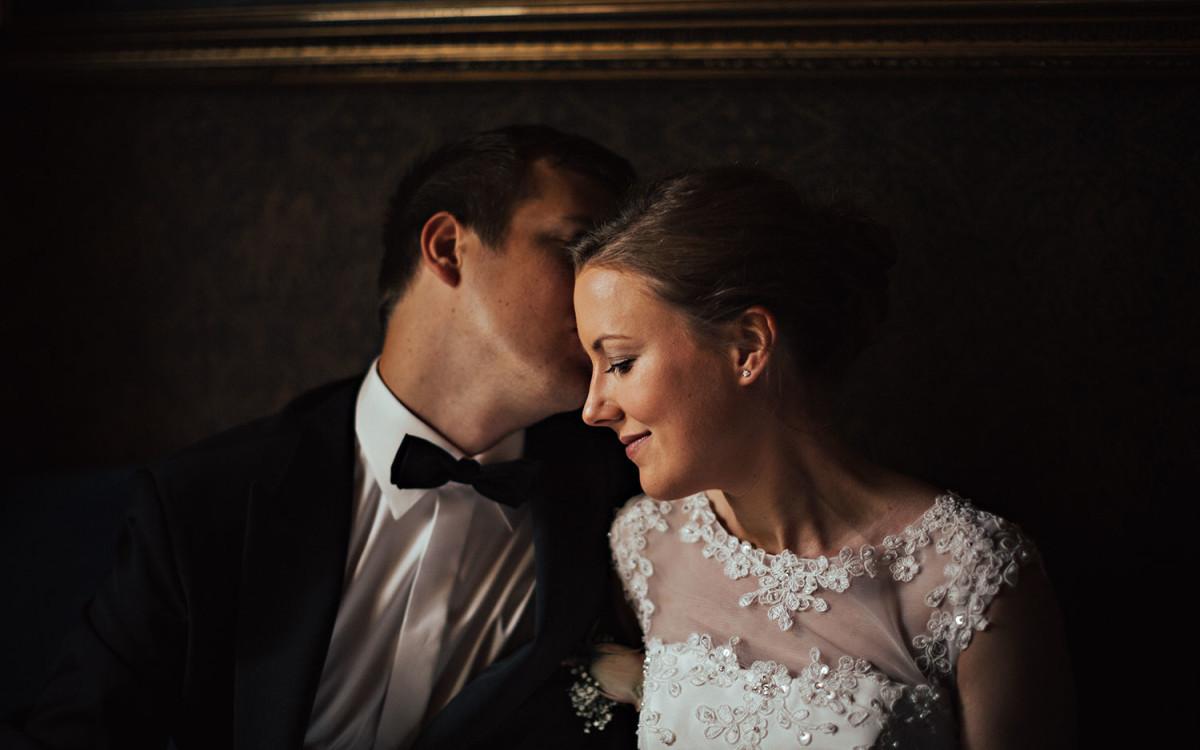 MARIANNE & KRISTIAN // bryllup i Molde