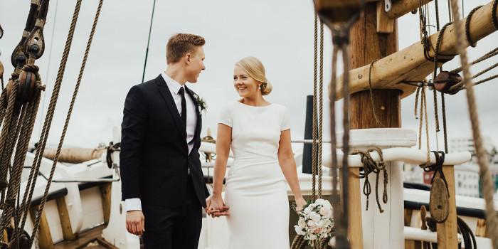 CHRISTINE & TOR-EGIL // bryllup i Ålesund
