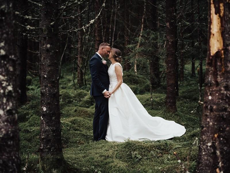 ANN MARI & TOM ROGER // bryllup i Elnesvågen