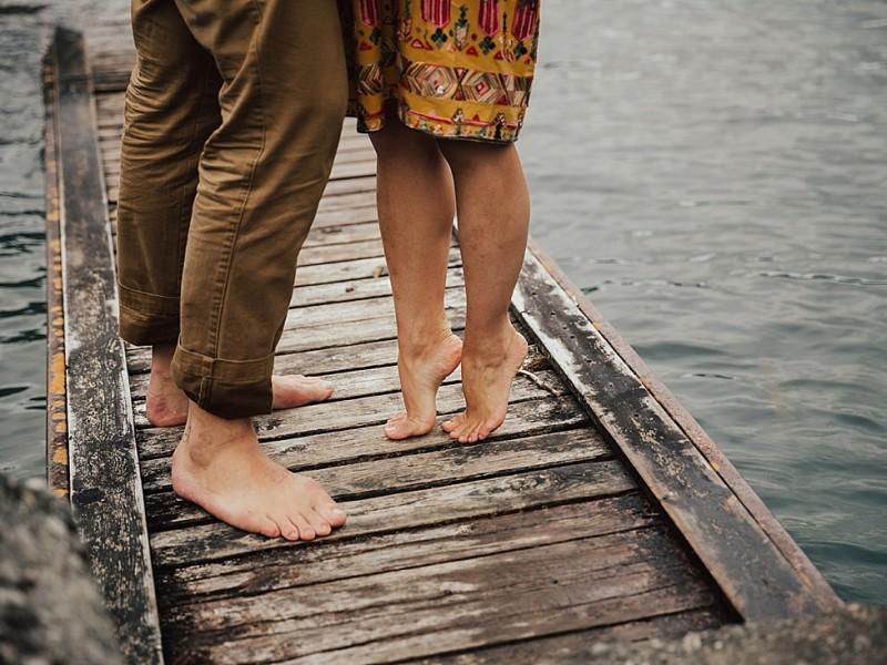 HANH & JONAS // Engagement in Loen