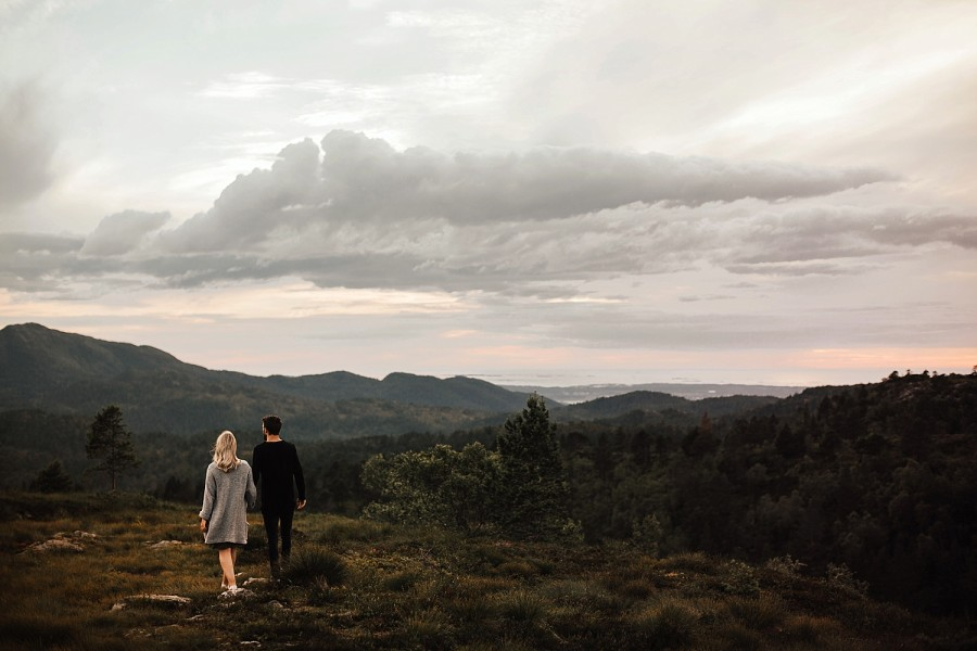 THERESE & ROLF // Forlovelse på Varden